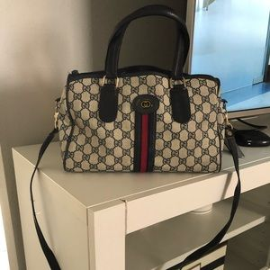 Gucci Boston with a twist vintage
